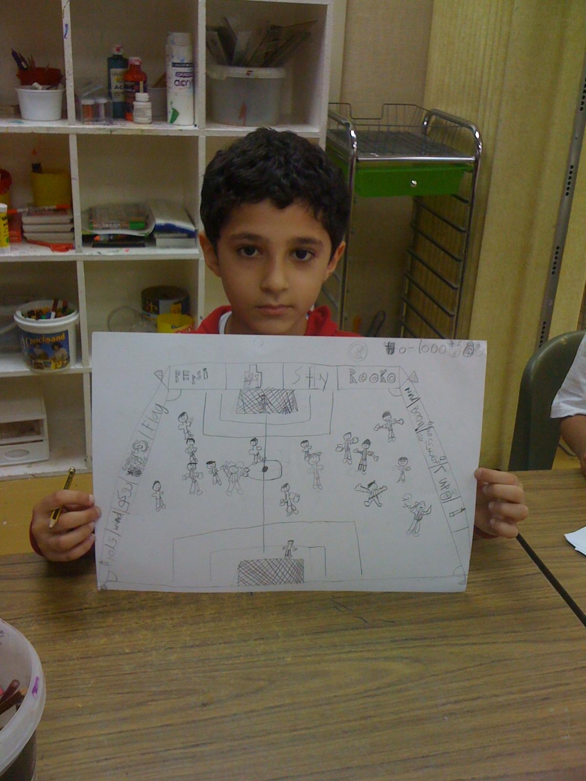 Grade 2 Manal Al Abdulwahab